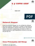 Que es y como usar NMAP