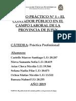 TP 1 - Grupo PRACTICA PROFESIONAL - 2019 -FCE