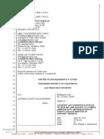Levandowski-Uber Motion to Compel