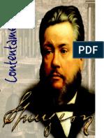 Charles H. Spurgeon - Contentamento