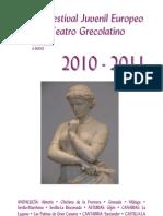 Programa General 2010-2011