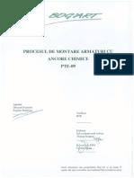 09 - PTE 09 - Procesul de Montare a Armaturi cu Ancore Chimice.pdf