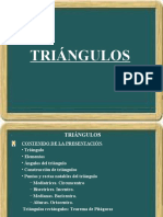 triangulos-linea y puntos notables.pps