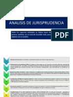 ANALISIS DE JURISPRUDENCIA