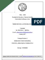 TRABAJO PRACTICO 2 - INTEGRACION -  ALUMNA MARTHA MIRAVETE CICERO