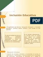 6 Inclusión Educativa
