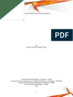 Manual para Elaboración de Planes Estratégicos