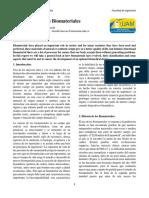 Informe Biomateriales