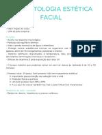 Fisiopatologia Estética