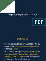 Papulose lymphomatoide.pptx