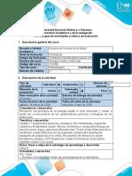 Guía de actividades y Rúbrica de evaluación - Tarea 4 - Elaborar una animación en Powtoon de las 4 biomoléculas orgánicas