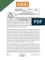 Fichas de trabajo 1 - Propuestas Constitución Ciudad de México - IBS