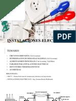 UNIDAD 2 INSTALACIONES ELECTRICAS