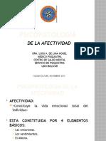 PSICOPATOLOGIA DE LA AFECTIVIDAD-CLASE.pptx
