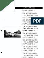 X300 1995 Supplement