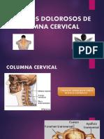PROCESOS DOLOROSOS DE LA COLUMNA CERVICAL.pptx