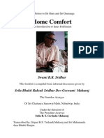 Home Comfort An Introduction to Inner Fulfilment by Srila Bhakti Raksak Sridhar
