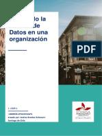 Aplicando La Ciencia de Datos en Una Organización