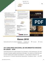 Bases 2018 - ICTYS