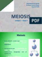 2°-Clase-7-Meiosis