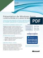 Windows-Azure-Datasheet-FR