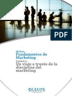 Un viaje a través de la disciplina del marketing