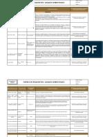 Anexo 2. Matriz de Requisitos  Legales Ambientales.xls
