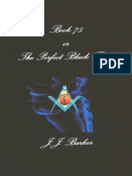J. J. Barker - Book 75 or The Perfect Black Flame