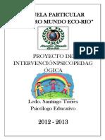 proyectodeintervencionpsicopedagogica-130625184749-phpapp01