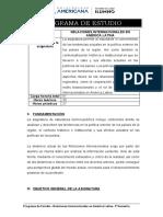 Relaciones Internacionales en América Latina - 5º semestre.docx
