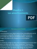 Comptabilité Générale II - Chapitre 1_Les Amortissements Mr H.el Khourchi S2 2016