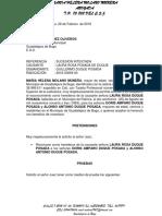 SUCESIONINTESTADA DE LAURA ROSA POSADA DE DUQUE . DORIS AMPARO Y ALONSO ANTONIO HEREDEROS. (1)