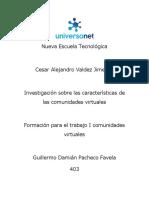 Actividad de comunidades virtuales CAVJ 403.pdf
