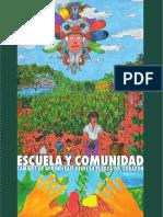 ESCUELA Y COMUNIDAD preliminar