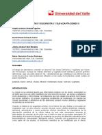 CÉLULAS PROCARIOTAS Y EUCARIOTAS Y SUS ADAPTACIONES II