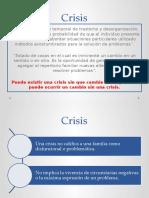 Crisis normativas y paranormativas