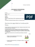 Guia trabajo Ed. Física 4° básico n°3