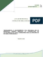 R.F.O Fical Acta 3 Box