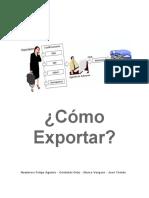 Cómo Exportar Informe