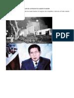 Detractores y defensores hablan del autogolpe de Alberto Fujimori