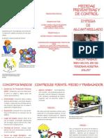 ACTIVIDAD DE RIESGOS BIOLOGICOS