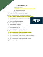 PREGUNTAS ACABADOS AUTOMOTRICES