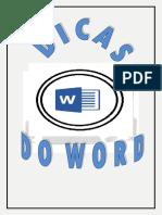 DICAS DO WORD