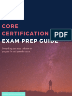 Core+Certification+Exam+Prep+Guide