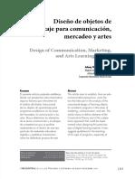 Diseño de objetos de aprendizaje para comunicacion mercadeo y artes.pdf