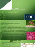 malaria ppt presentation 1 final
