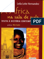 A África na Sala de Aula (caps 1 - 9) - Leila Hernandez