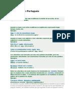 Adverbios en Portugués clases