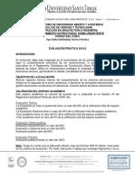 EVALUACIÓN PRACTICA  COMPORTAMIENTO ESTRUCTURAL SISMO-RESISTENTE