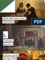 ARTE REPUBLICANO PERUANO